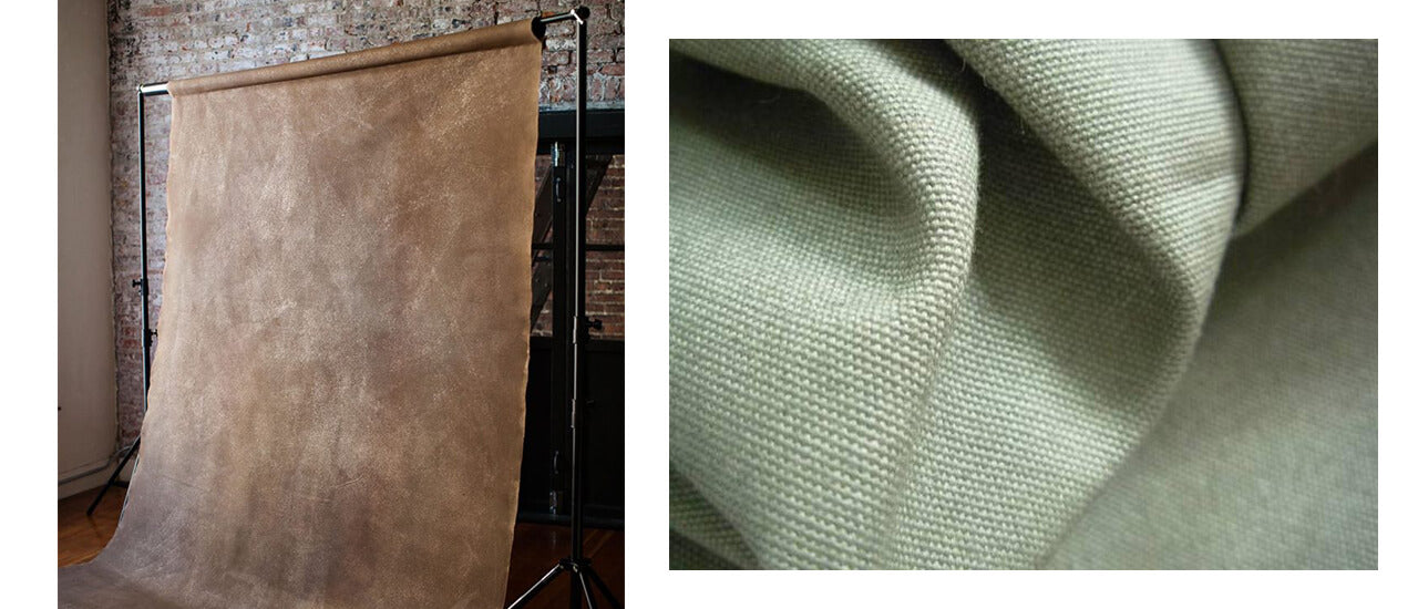 Canvas Backdrop Material Features
