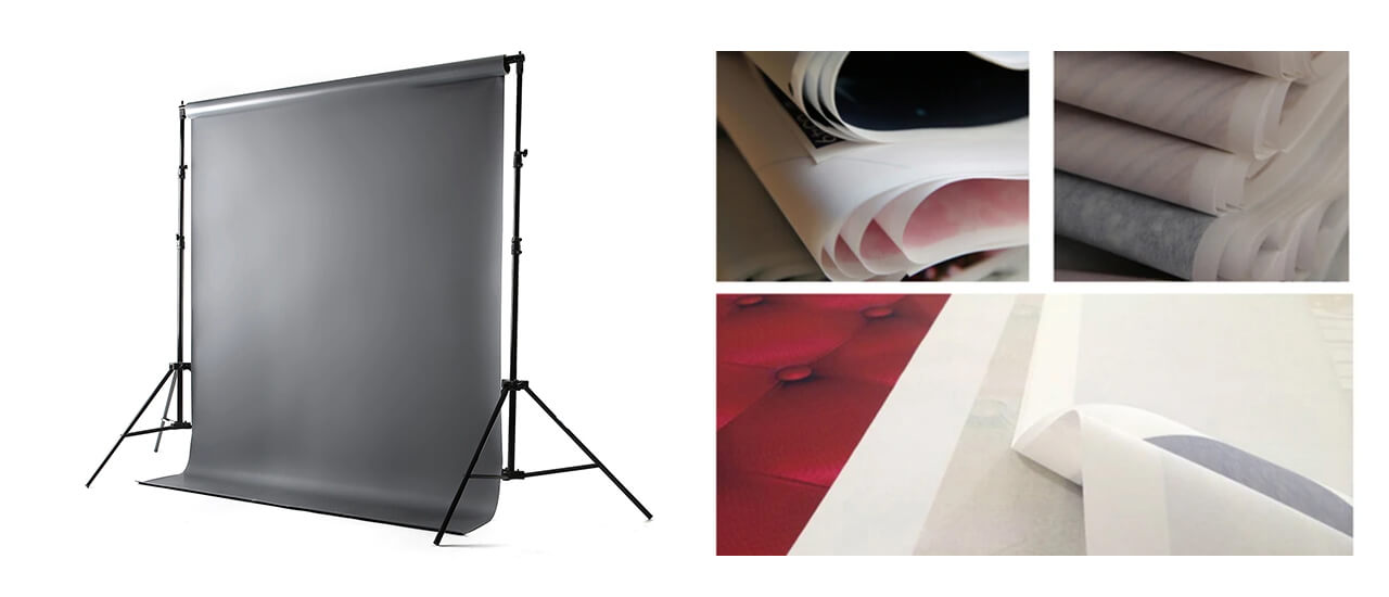 Vinyl Backdrop Material Features