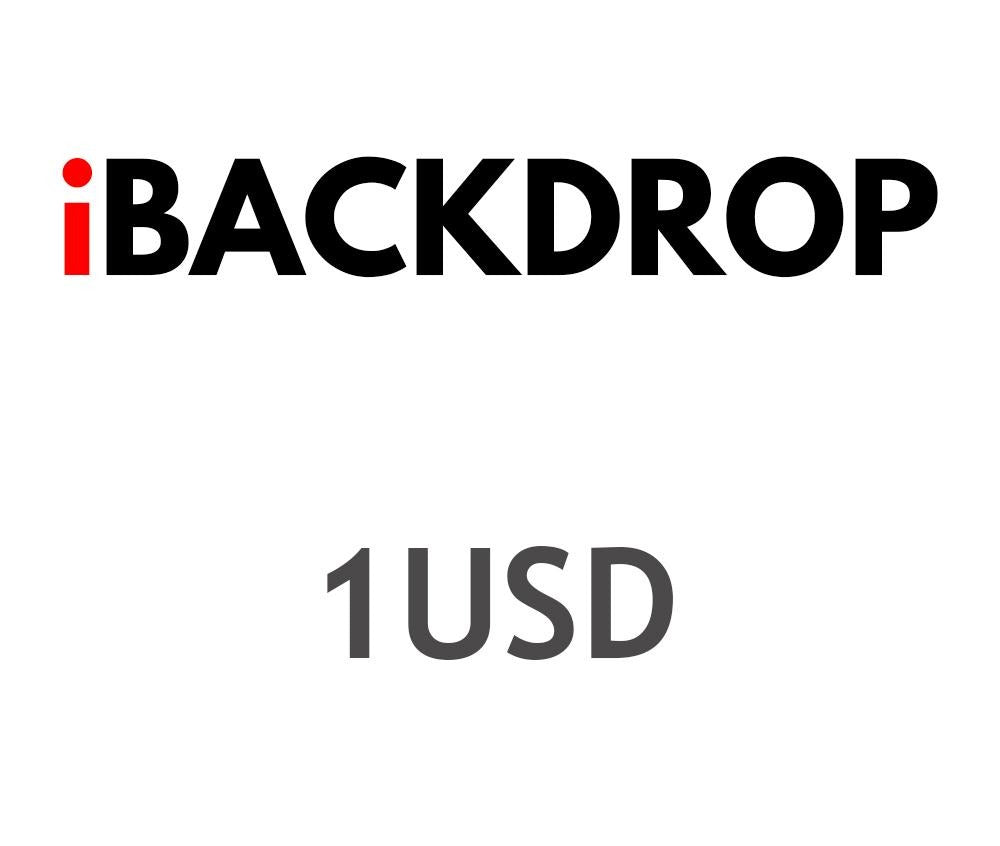 The link for difference of the shipping fee - iBACKDROP