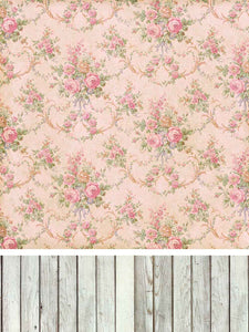 Patterned Backdrops Damask Backdrops Flower Background