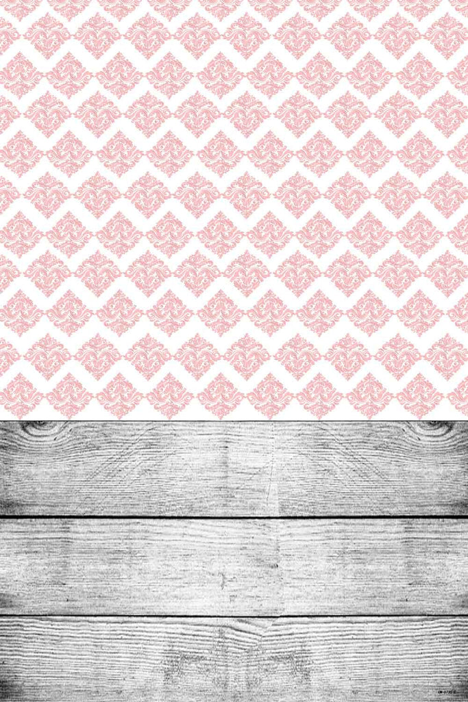 Patterned Backdrops Damask Backdrops Pink Background
