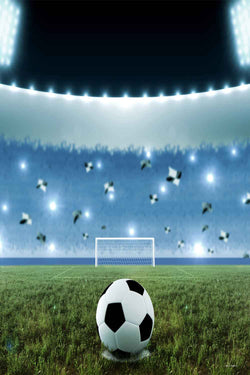 Sport Backdrops Soccer Backdrops Goal Backgrounds