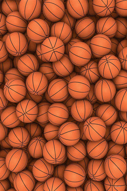Sport Backdrops Basketball Backdrops Brown Backgrounds