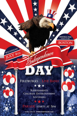Bunting Backdrops Flag Backdrops Eagle Backgrounds