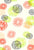 Patterned Backdrops Polka Dot Printed Backdrops Lemon Background G-037