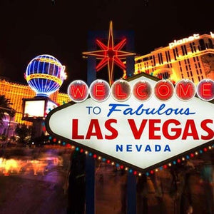 Attractions & Iconic Landmarks Backdrops Las Vegas Backdrops G-175