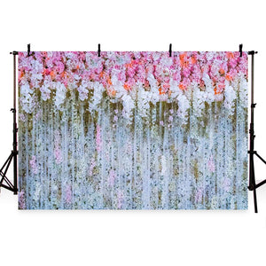 Patterned Backdrops Flower Backdrop Color Backgrounds G-188