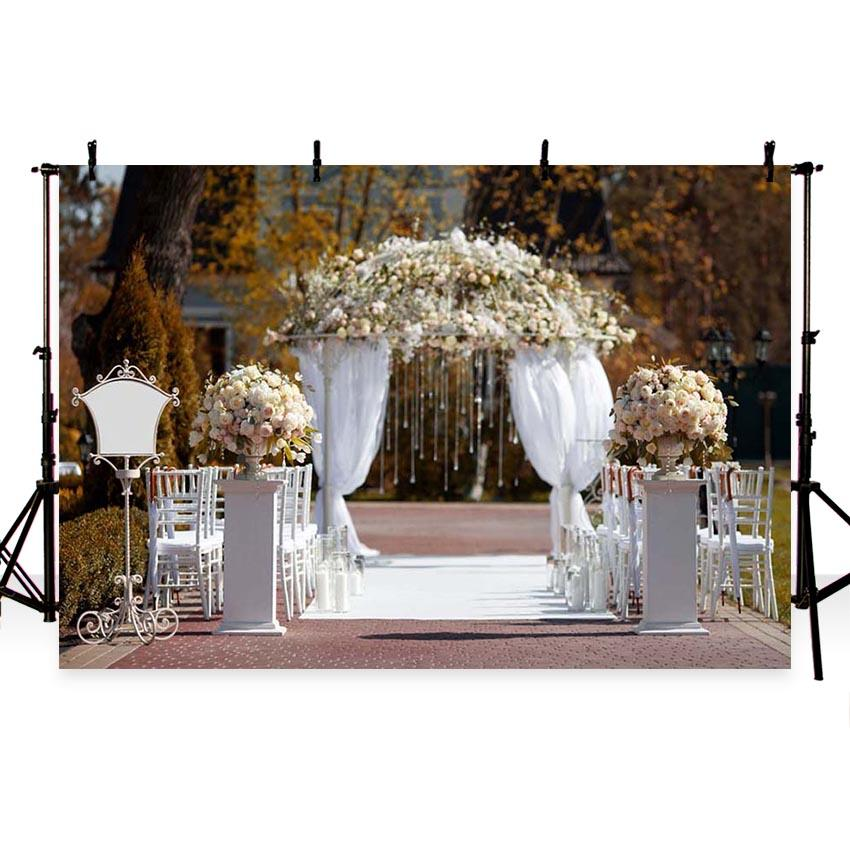 Wedding Backdrops Ceremony Background For Wedding Curtains G-201