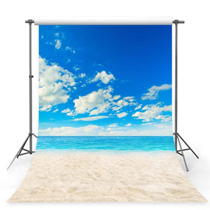Scenic Backdrops Lakes Backdrop Ocean Backgrounds Sunset G-252