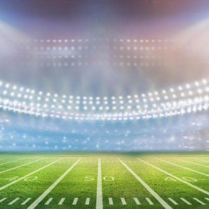 Football Background Green Backdrops G-253