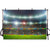 Soccer Background Green Backdrops G-256
