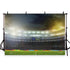 Soccer Backdrop Green Backdrop G-257