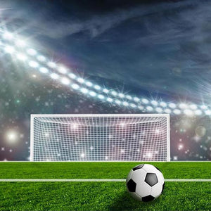 Soccer Backdrops Green Backdrop G-265