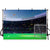Soccer Backdrops Green Backdrops G-268