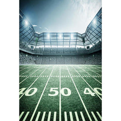 Football Background Green Backdrops G-302