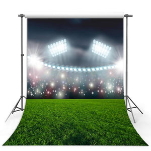 Soccer Backdrops Green Backdrops G-307-1