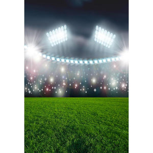 Soccer Backdrops Green Backdrops G-307