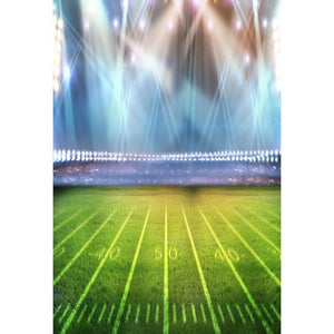 Football Background Green Backdrops G-310