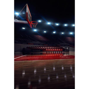 Basketball Court Backdrops Sport Backdrops Photography Background G-312