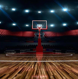 Basketball Backdrops Brown Backgrounds G-313