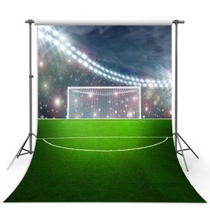 Soccer Backdrops Green Backdrops G-320