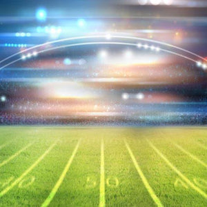 Football Background Green Backdrops G-326