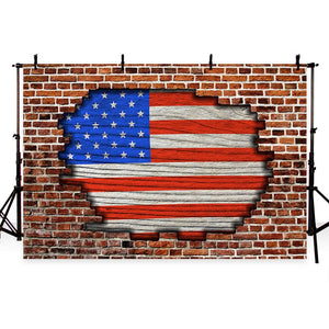 Bunting Backdrops Photography Background Custom Photo Backdrops G-343