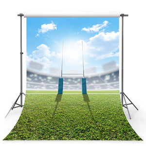 Baseball Background  Green Backdrop G-361