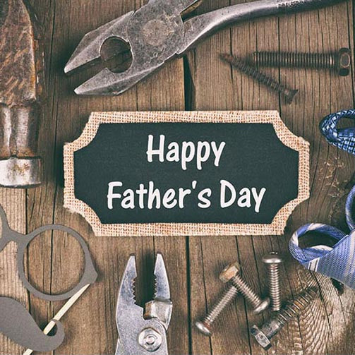 Father's Day Backdrop Wood Background G-391