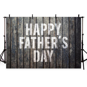 Father's Day Background Grey Backdrops G-394