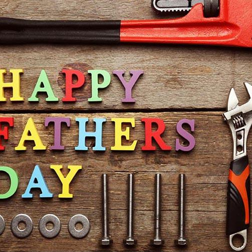 Father's Day Background Wood Backdrops G-395 - iBACKDROP