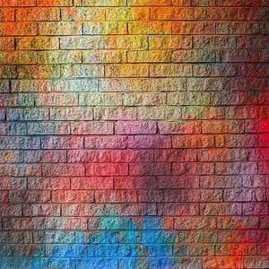 Brick Wall Background Gradient Backdrops Color Backdrops G-422