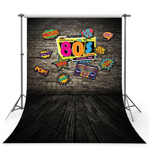 Scenic Backgrounds Urban Scenes Backdrops Graffiti Backdrop G-429