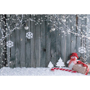 Christmas Backdrops Photo Backdrop Photography Background Bells G-520