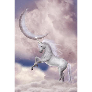 Animal Backdrops Digital Background Backdrops for Photography Unicorn G-547