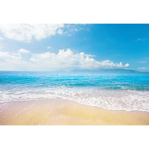 Scenic Backdrops Background Ocean Backdrop Sky G-562