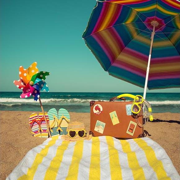 Beaches Backdrops Scenic Backdrops Photography Background G-676