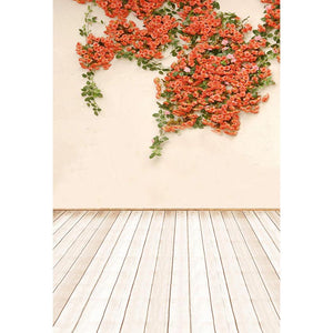 Patterned Backdrops Flower Backdrops Wall Backgrounds G-678