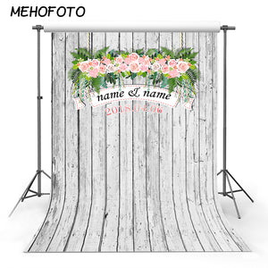 Wedding Backdrops Grey Backdrops Wood Backgrounds G-732