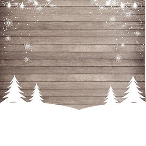 Gray Backdrop Wooden Backgrounds Vintage Backdrops Snow G-767