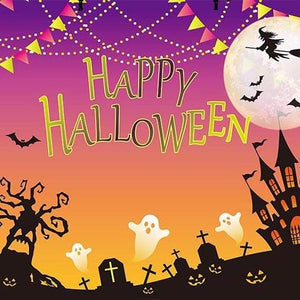 Halloween Backdrops Festival Backdrops Photography Background Witch G-779