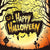 Festival Backdrops Halloween Pumpkin Lantern Background G-801