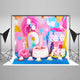 Custom Backdrops Dessert Party Backgrounds Cake Backdrop HJ03822
