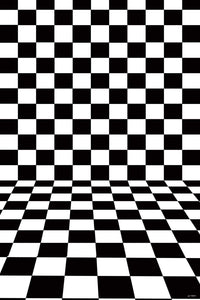 Patterned Backdrops Plaid Backdrops Black and White Background