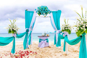 Custom Backdrops Wedding Backdrops Digital Background MJ00020-E