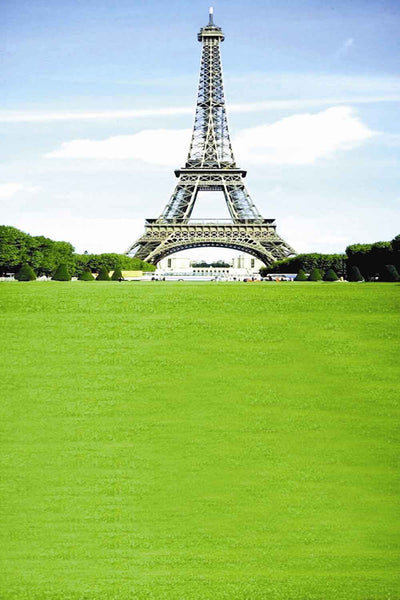 Scenic Backdrops Cityscape Backgrounds Paris Themed Backdrops N10570-E