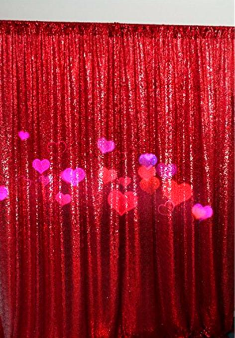 Backdrops Prop Sequin Fabric Mermaid Sequin Fabric Stretchy Sequin Fabric