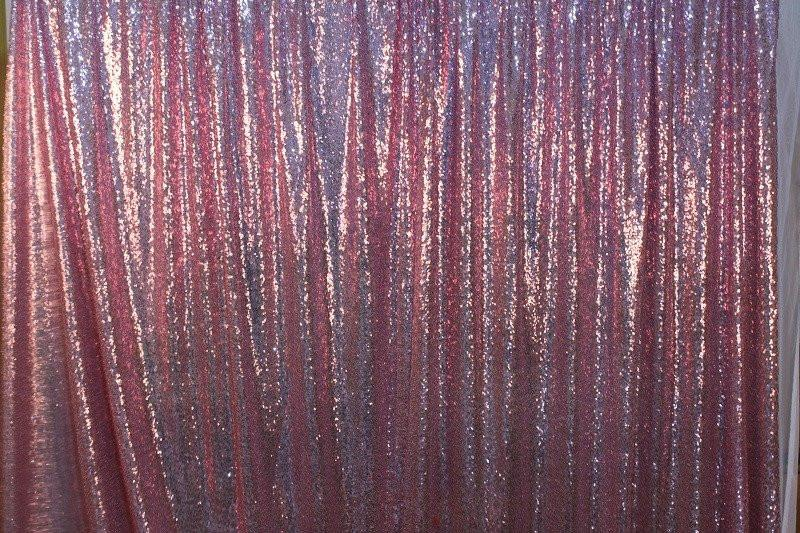 Backdrops Prop Sequin Fabric Reversible Sequin Fabric PROP-BS0002 - iBACKDROP-gold sequin fabric, green sequin fabric, mermaid sequin fabric, reversible sequin fabric, sequin fabric, stretchy sequin fabric