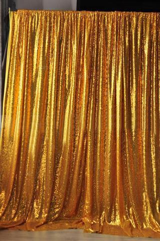 Backdrops Prop Sequin Fabric Stretchy Sequin Fabric PROP-BS0003 - iBACKDROP-gold sequin fabric, green sequin fabric, mermaid sequin fabric, reversible sequin fabric, sequin fabric, stretchy sequin fabric