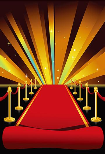 Red Carpet Background Photography Backdrop For Portrait Ibd 19590 Ibackdrop